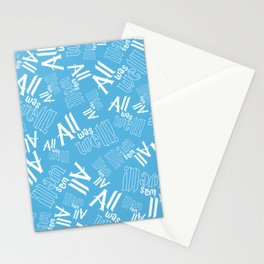 All Was Well - Potter Stationery Cards