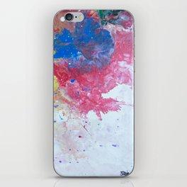 Optimistic iPhone Skin