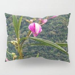 Wild Orchid Buds Pillow Sham