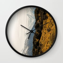 layers Wall Clock