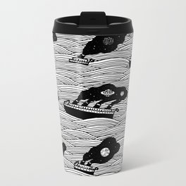 Starships Metal Travel Mug