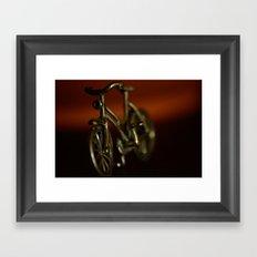 Perfect Transport Framed Art Print