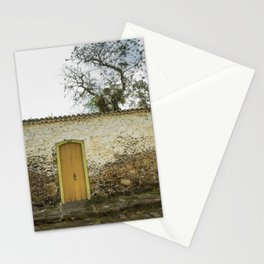 Colonial Door Stationery Cards