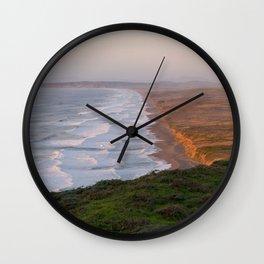 Point Reyes National Seashore Wall Clock