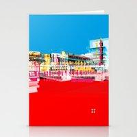 bauhaus Stationery Cards featuring Bauhaus · Das Bauhaus 1 by Marko Köppe