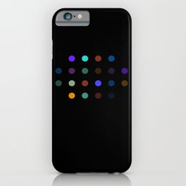 Damien Hirst, outspoken again! iPhone Case