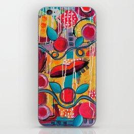 Kiss My Ass iPhone Skin