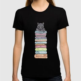 The Throne of the Cat T-shirt