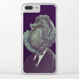 L'Homme à tête de chou Clear iPhone Case
