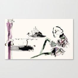 no-title Canvas Print