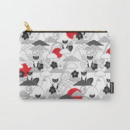 Japanese Shibainu. Carry-All Pouch