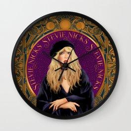 Stevie Nicks Tarot The High Priestess Wall Clock