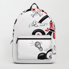 Skulltoons Nr.3 Backpack