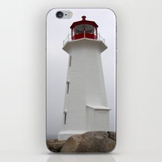 Peggy's Cove Lighthouse iPhone & iPod Skin