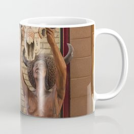 The Two Religions Coffee Mug
