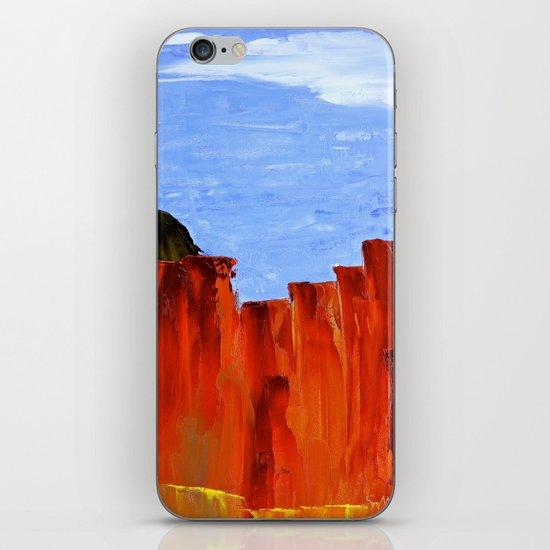 High Desert Canyons iPhone & iPod Skin