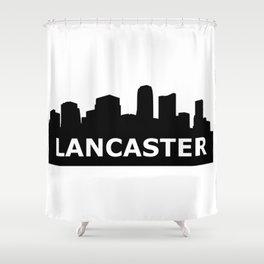 Lancaster Skyline Shower Curtain