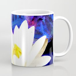 Electrifying Lotus Coffee Mug