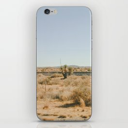 Out In West Texas iPhone Skin