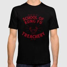 School Of Kung Fu Treachery T-shirt