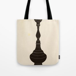 Of Middle Eastern Appearance Tote Bag