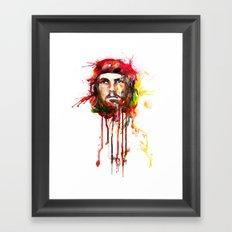 CHE GUEVARA Framed Art Print