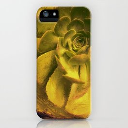 Dusucculent iPhone Case