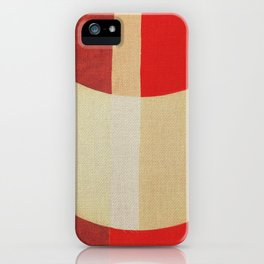 Cacao iPhone Case