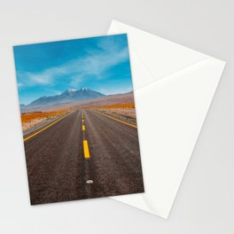 Incredible american road Stationery Cards