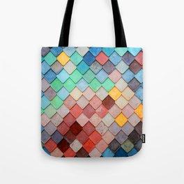 PRETTY - POP COLORS Tote Bag