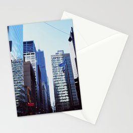 The beauty of Chicago Stationery Cards