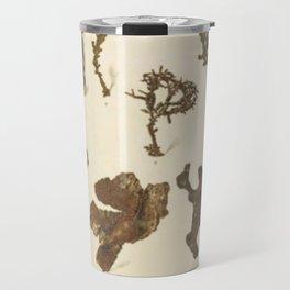 Copper Formations Travel Mug