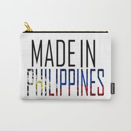 Made In Philippines Carry-All Pouch
