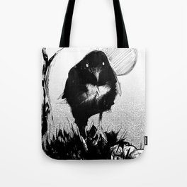 Carrion Bird Tote Bag