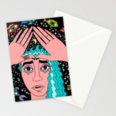 law of attraction Stationery Cards