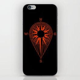 Locater iPhone Skin
