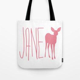 Life is Strange JANE Doe Tote Bag