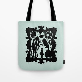 Henny Monsters Tote Bag