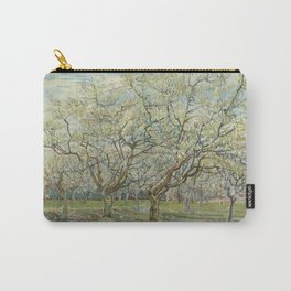 The White Orchard Carry-All Pouch