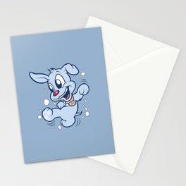 Luna & Lolli Blue - Luna Swimming Stationery Cards