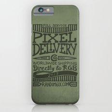 Handwriting: Pixel Delivery Slim Case iPhone 6s