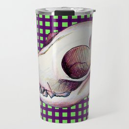 CalaveraPOP Fox. Travel Mug