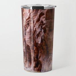 The Narrows Zion National Park Utah Travel Mug