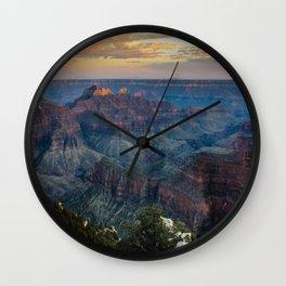 The Sunset Dance Wall Clock