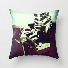 Shoes - Louboutin III Throw Pillow