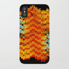 Abstract Composition #2 iPhone Case