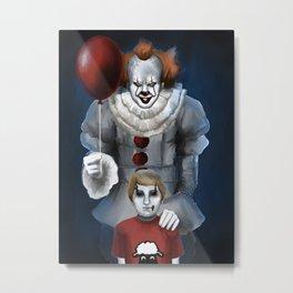 Do You Want A Balloon Colin? Metal Print