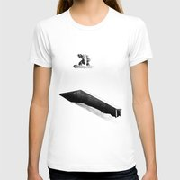 snowboard T-shirts featuring A-Frame | Snowboard by Marco Jørger