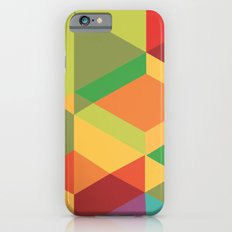 Geometric colour Slim Case iPhone 6s
