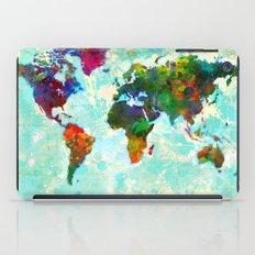 World Map - 1 iPad Case
